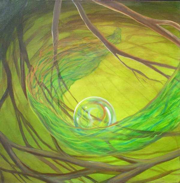 The Secret Pearl by David Heatwole
