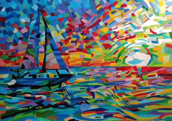 Sailing with Planes II by David Heatwole