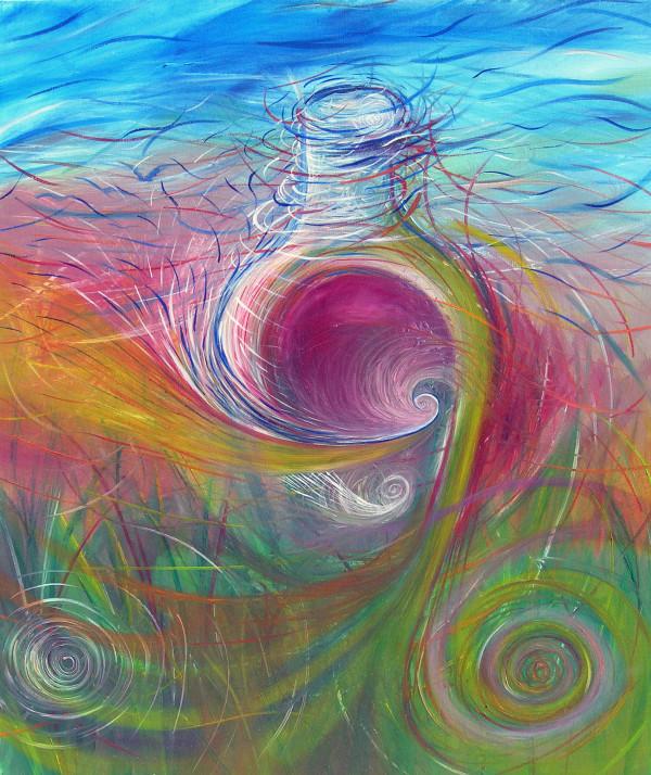 Energized Bottle by David Heatwole