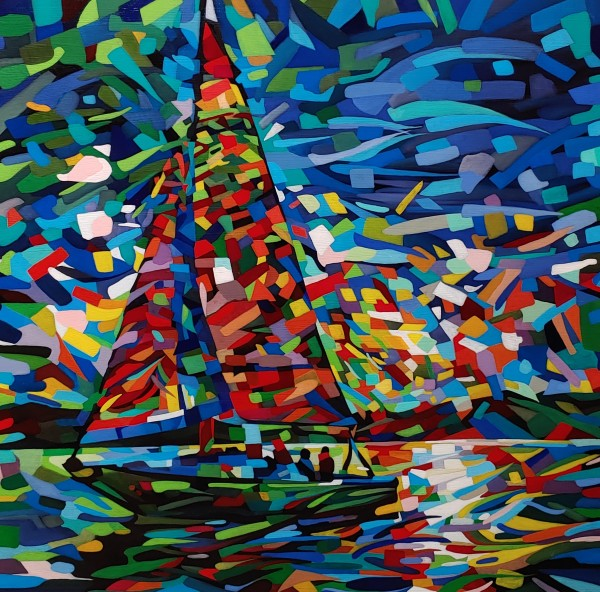 Sailing with Planes by David Heatwole