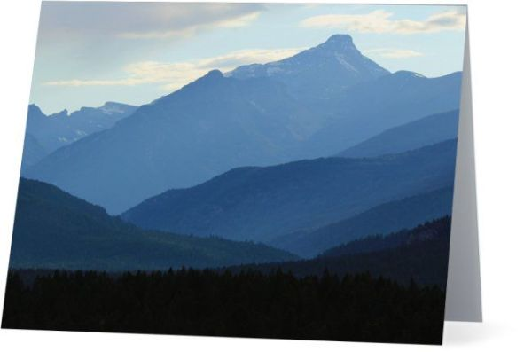 Mt. Nelson, Purcell Mountain Range, Invermere, BC by James McElroy