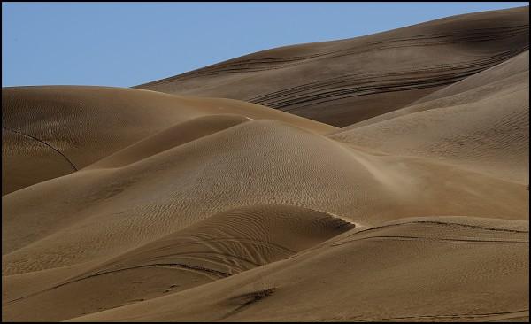 Sand Dunes, Yuma, Arizona #79 by James McElroy