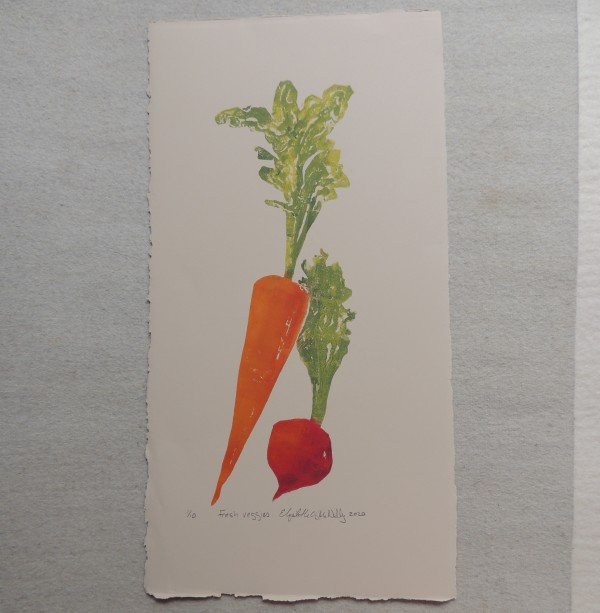 Fresh Veggies #1 of 10 by Elizabeth Ann McNally