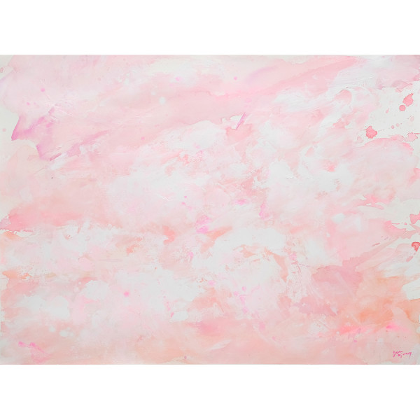 Pink Flush by Dana Mooney