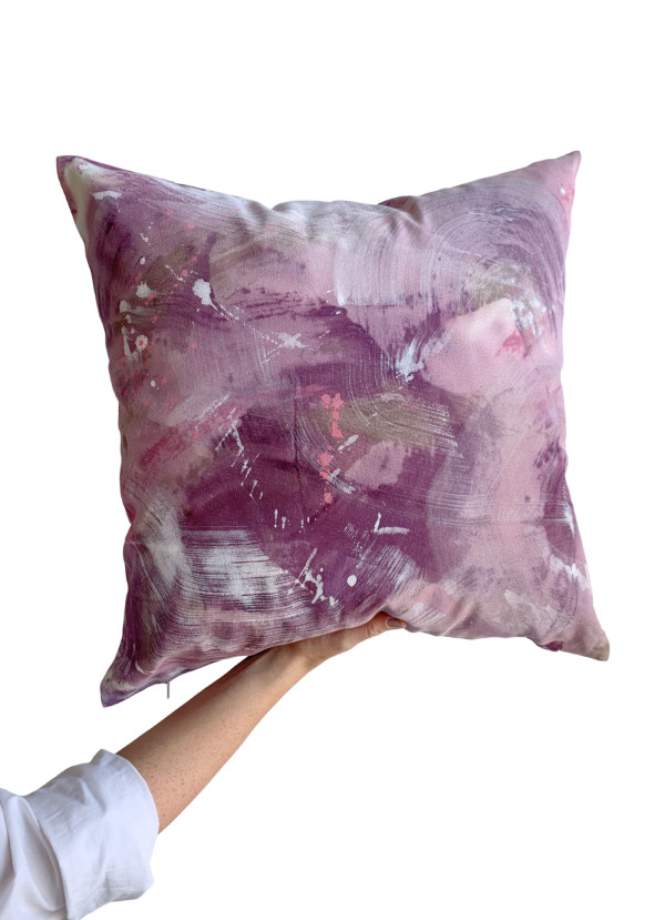 Pillow 1 (insert not included) by Dana Mooney