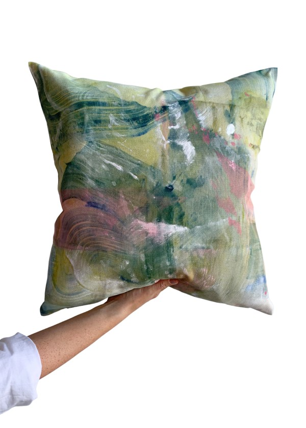 Pillow 8 (insert not included) by Dana Mooney