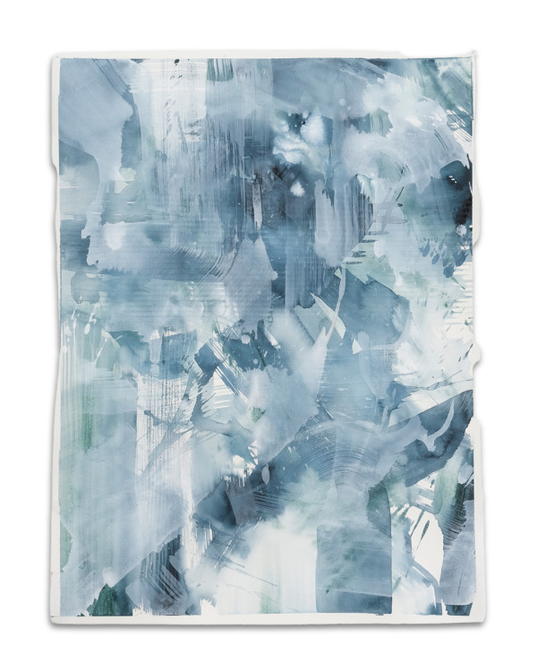 Deep Blue Feels by Dana Mooney