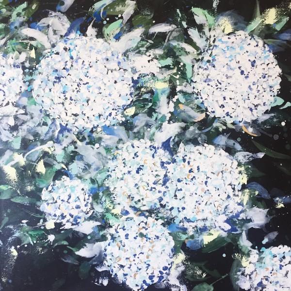 Frilled Petals by Dana Mooney