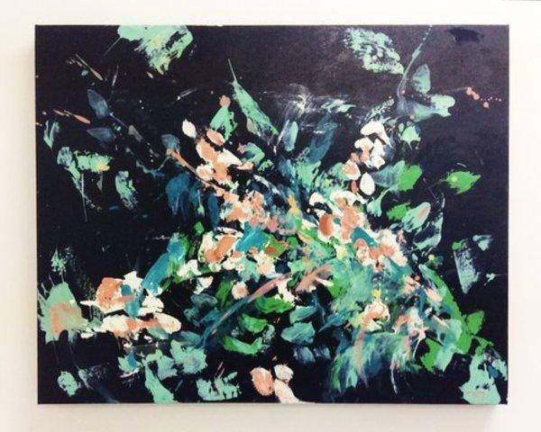 Dried Foliage by Dana Mooney