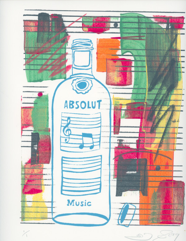 Absolut Music by Joe Borg