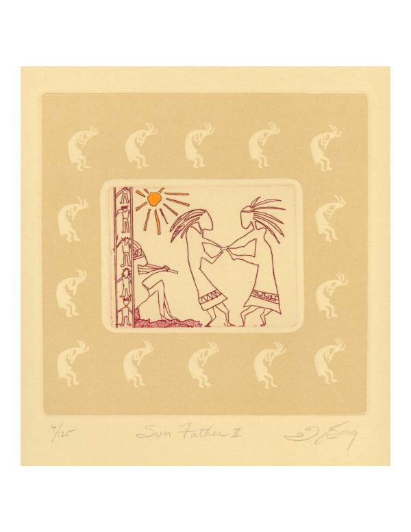 Sun Father II by Joe Borg