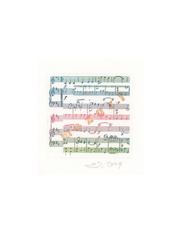 Mozart Minuet for Violin and Piano, from the Music series by Joe Borg