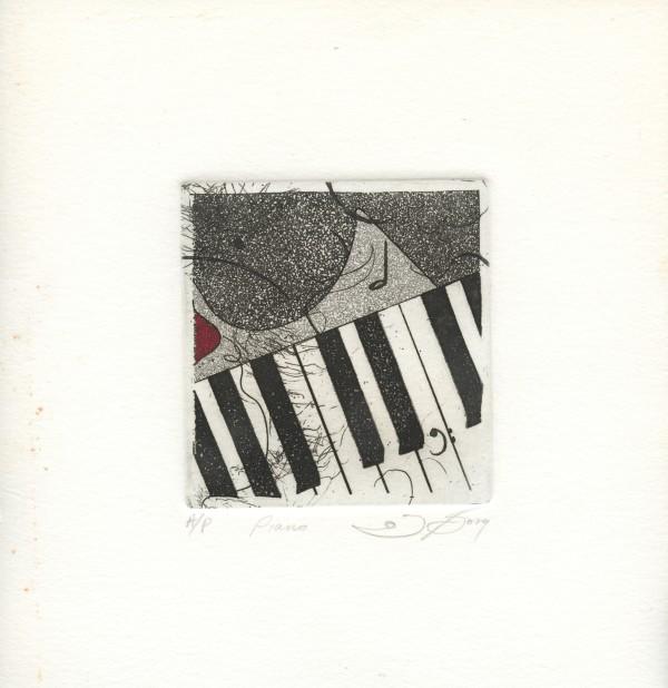 Piano by Joe Borg