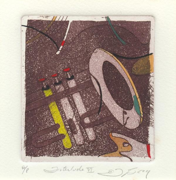 Interlude VI by Joe Borg