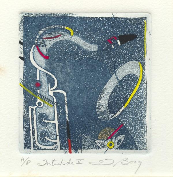 Interlude V by Joe Borg