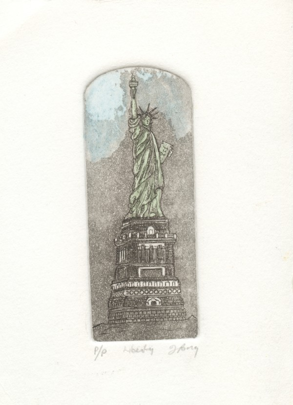 Liberty by Joe Borg