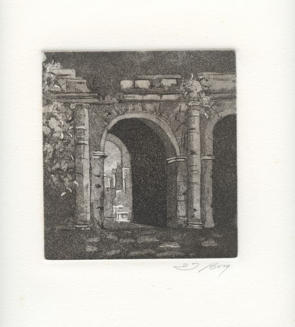 Untitled (From the Coliseum Series)  by Joe Borg