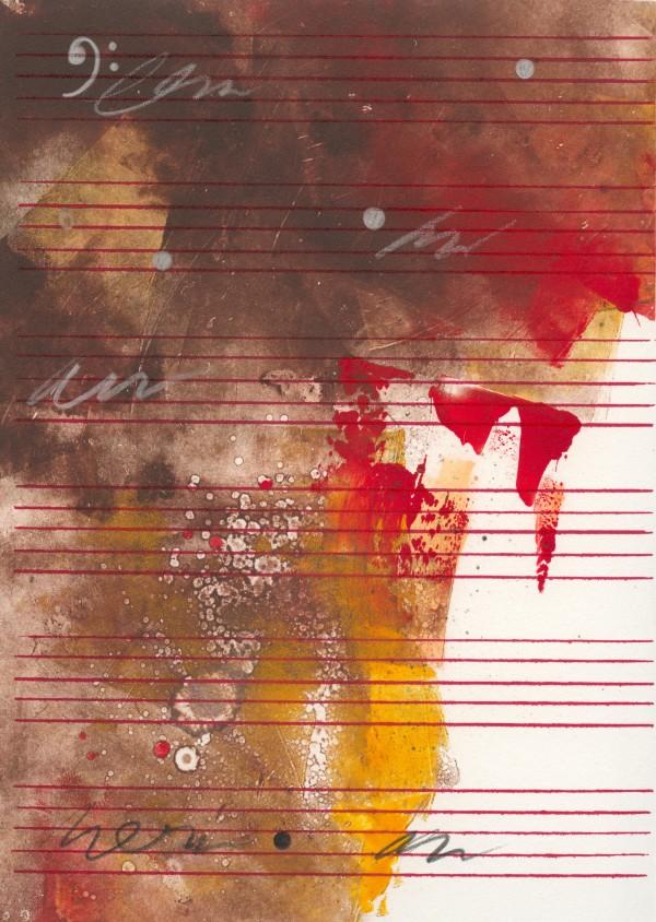 Patterns of Music #30 by Joe Borg