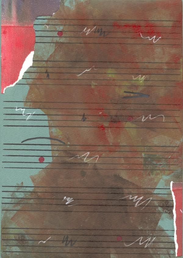 Patterns of Music # 33 by Joe Borg