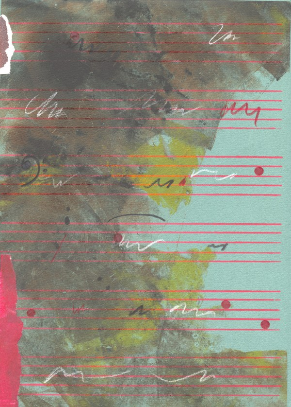 Patterns of Music # 32 by Joe Borg