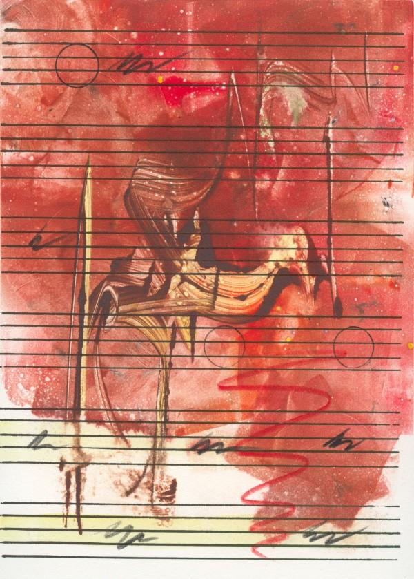 Patterns of Music # 11 by Joe Borg