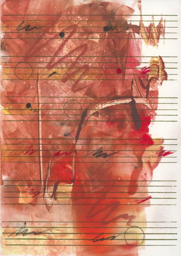 Patterns of Music # 12 by Joe Borg