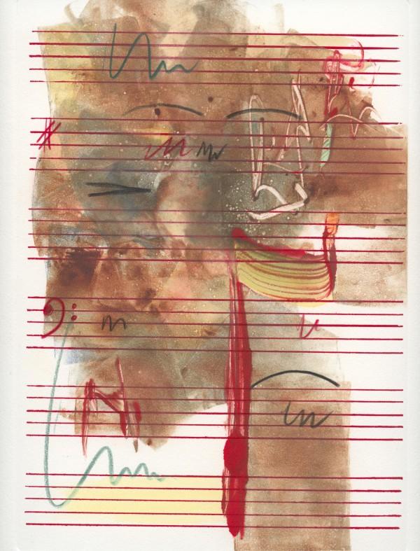 Patterns of Music # 28 by Joe Borg