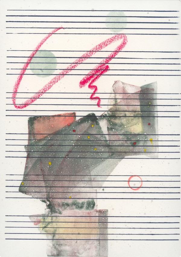 Patterns of Music # 23 by Joe Borg
