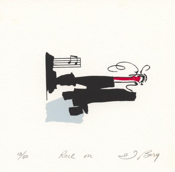 Rock On by Joe Borg