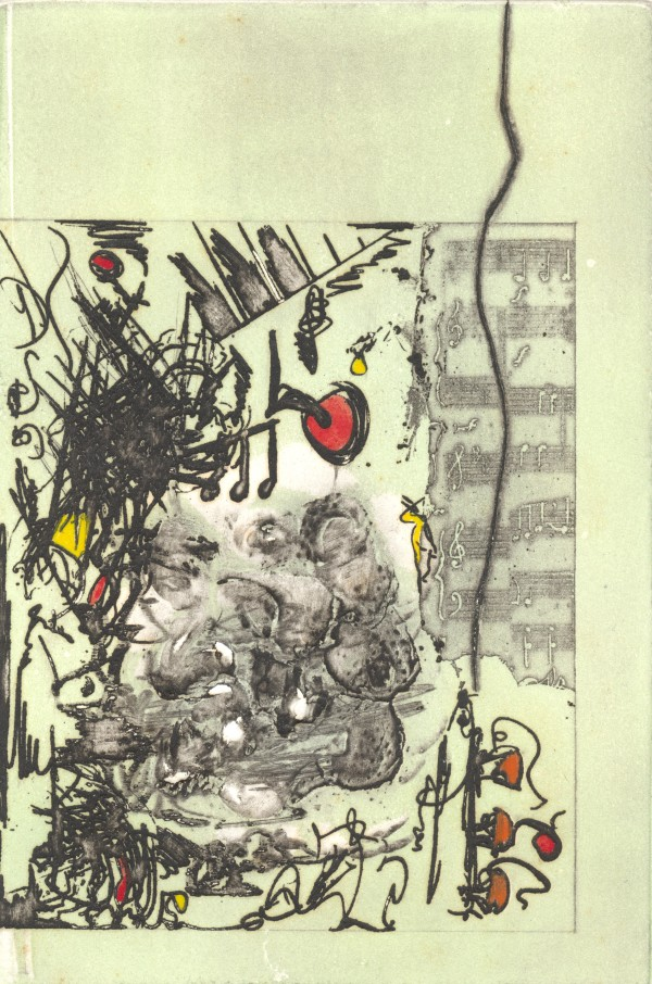 Two print proofs by Joe Borg