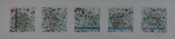 Un Poco Blue by Joe Borg
