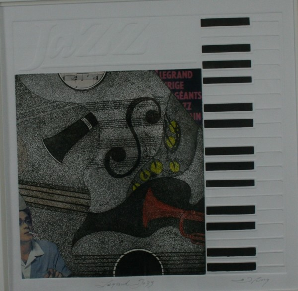Legrand Jazz by Joe Borg