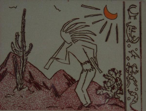 Desert Serenade by Joe Borg