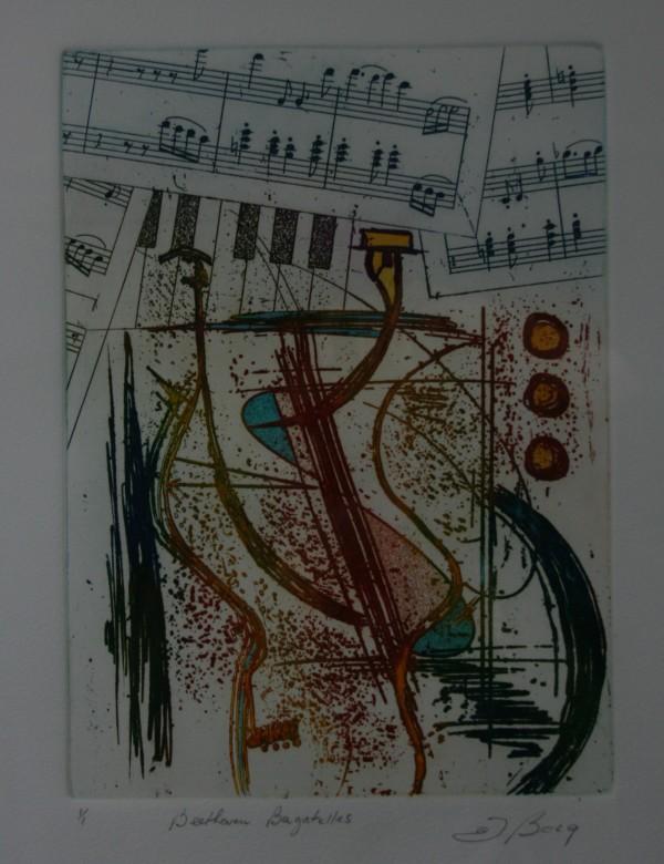 Beethoven Bagatelles by Joe Borg