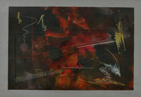 Strings of Passion by Joe Borg