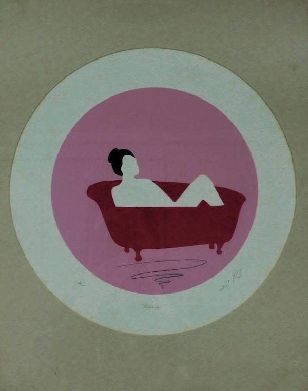 Bather by Joe Borg
