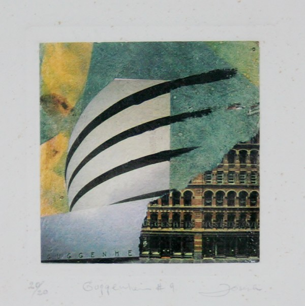 Guggenheim #9 by Joe Borg