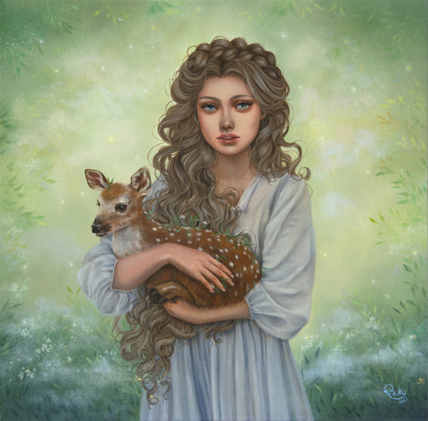 Anna by Kseniia Boko