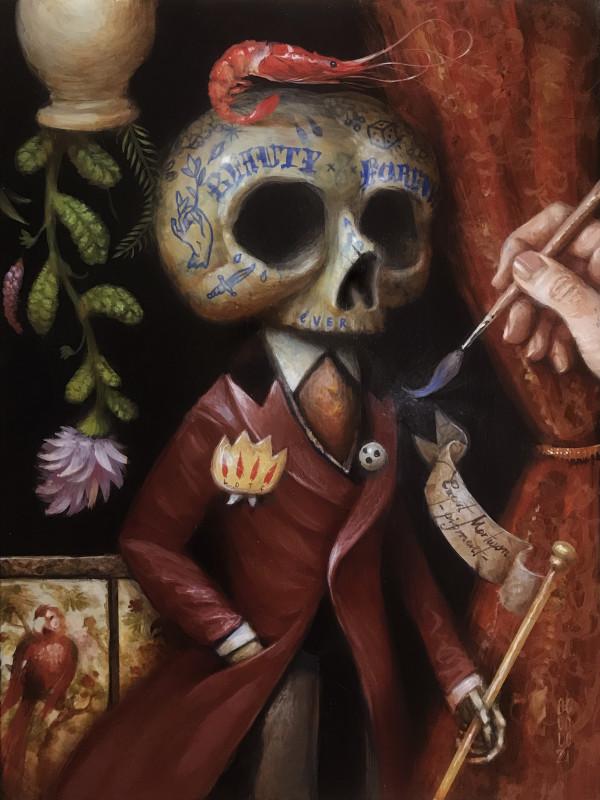 Dorian Gray's WIP by Jesús Aguado