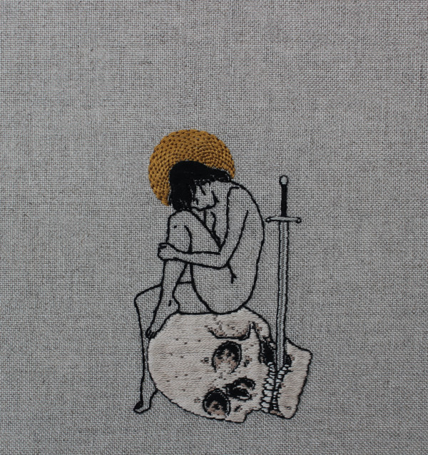 Jeanne d'Arc by Adipocere