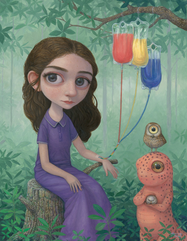 Infusion by Thomas Ascott