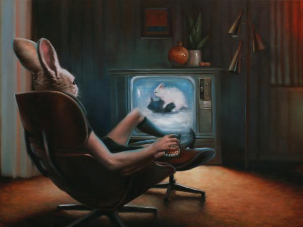 Rabbit Ears by Richard Ahnert