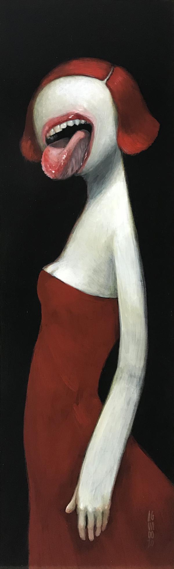 Tongue by Jesús Aguado