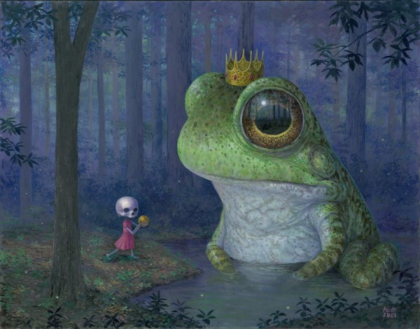A Tithe For The Old Gods by Thomas Ascott