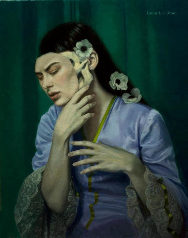Beyond the Veil by Laurie Lee Brom