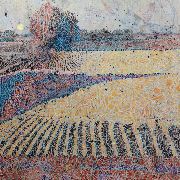 Harvest/moisson by Karen Blanchet