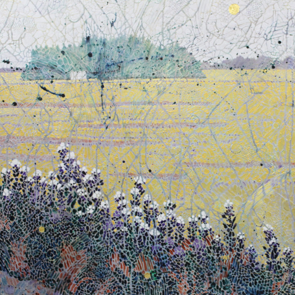 Thistles/chardons by Karen Blanchet