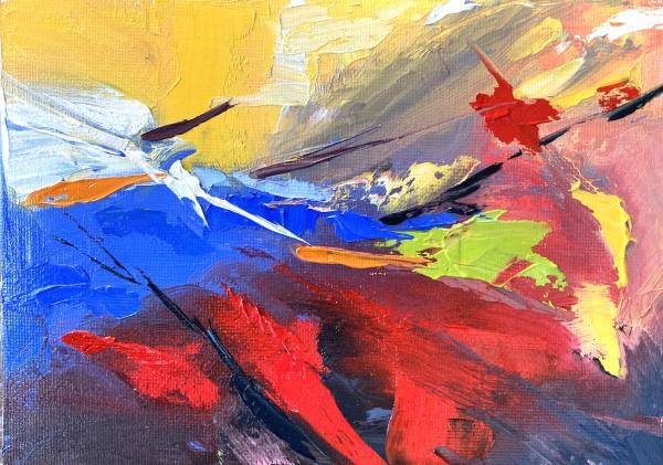 Dawning by Phyllis Sharpe