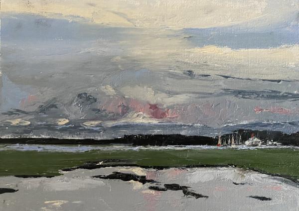Taylor's Creek by Phyllis Sharpe