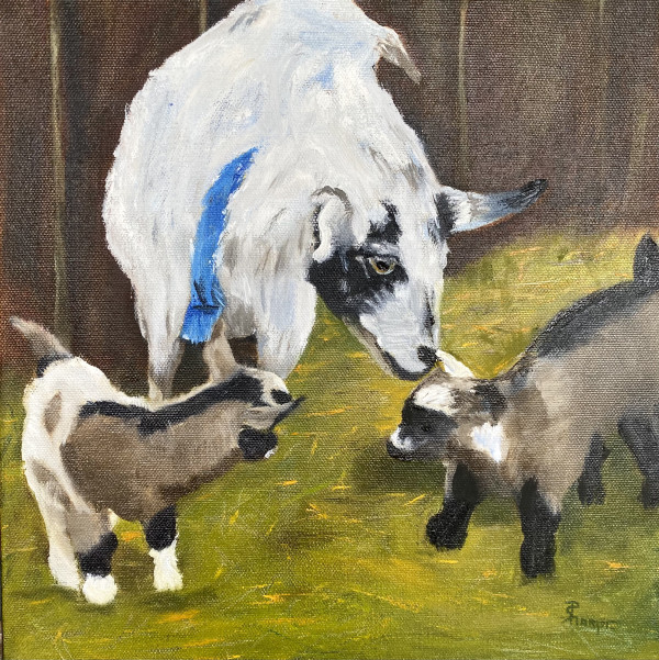 Two Day Old by Phyllis Sharpe